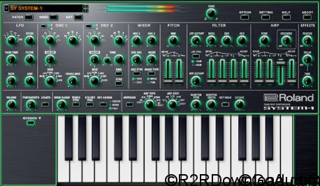 Roland VS SYSTEM-1 v1.0.8 Direct Download
