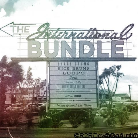 The International Bundle (DRUM)