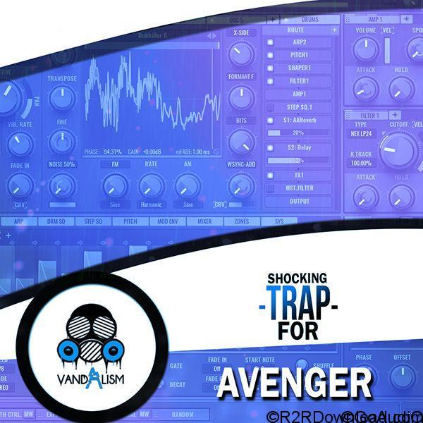 Vandalism – Shocking Trap For Avenger