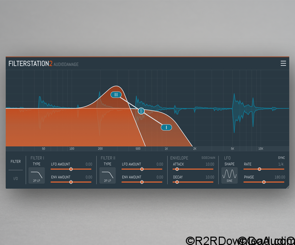 Audio Damage AD043 Filterstation2 v2.0.5 [WIN-MAC]