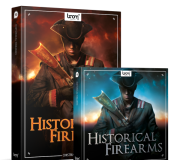 BOOM Library Historical Firearms Bundle WAV