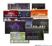 FabFilter Total Bundle v2017.12.05 Free Download (WIN-OSX)