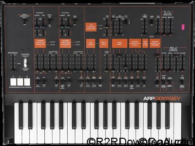 KORG ARP ODYSSEY v1.0.0 Free Download