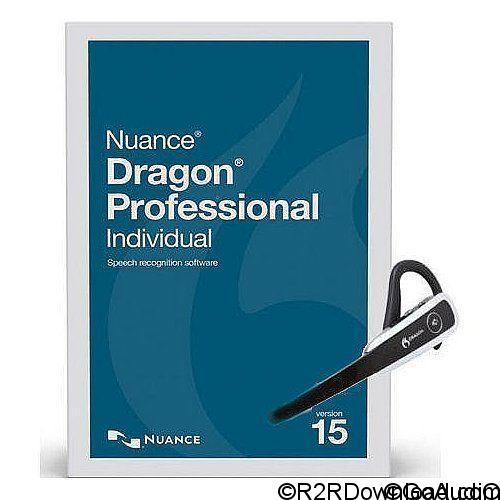 Nuance Dragon Professional Individual 15 Free Download