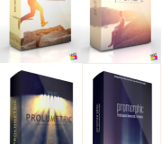 Pixel Film Studios – Light Leaks Pack Vol. 1 for Final Cut Pro X (Mac OS X)