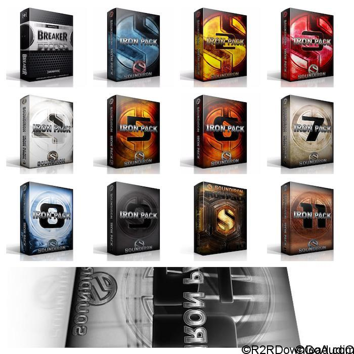 Soundiron Complete KONTAKT COLLECTION