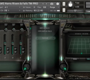 Strezov Sampling Aleatoric Modular Series Brass Bundle KONTAKT
