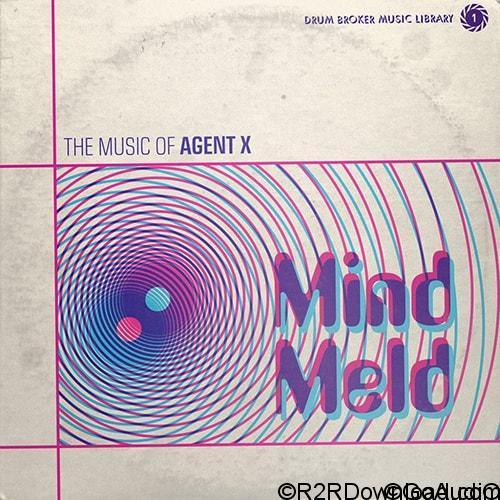 The Drum Broker Agent X Mindmeld Vol 1 WAV