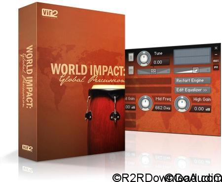 vir2 World Impact Library KONTAKT