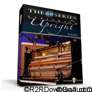 Chocolate Audio The 88 Series Pianos Steinbach Upright KONTAKT