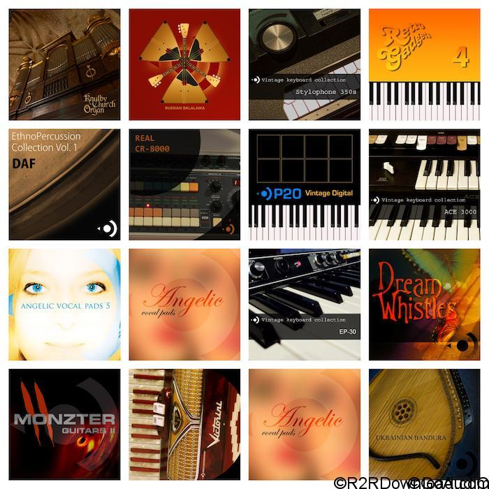 Precisionsound [ Samples | presets, patches, impulses | multi-libraries | Kontakt ] COLLECTION