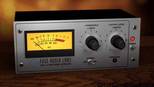 Fuse Audio Labs VCL-4 v1.0.1 (WIN)