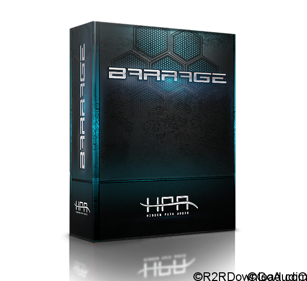 Hidden Path Audio BARRAGE KONTAKT