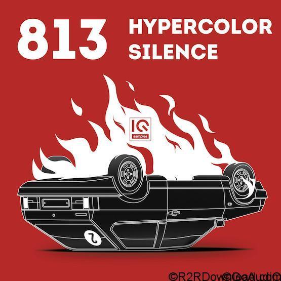 IQ Samples 813 Hypercolor Silence WAV Ableton Project