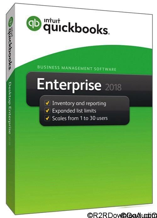 Intuit QuickBooks Enterprise Accountant 18.0 R4 Free Download