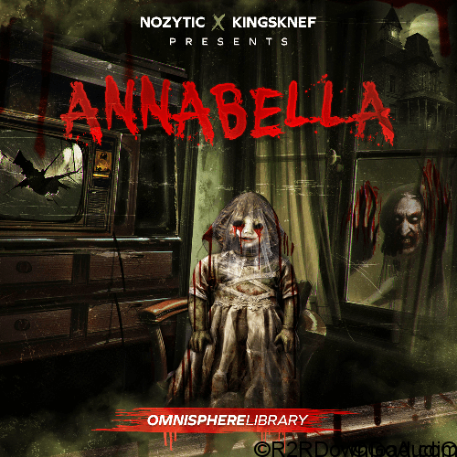 Nozytic Music Annabella For SPECTRASONiCS OMNiSPHERE 2