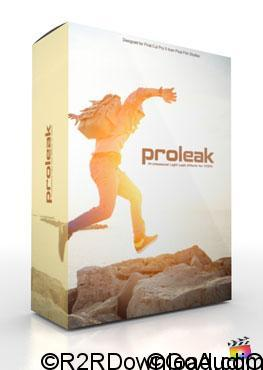 Pixel Film Studios ProLeak for Final Cut Pro X (Mac OS X)