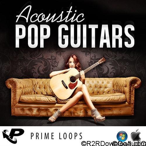 Prime Loops Acoustic Pop Guitars ACiD WAV
