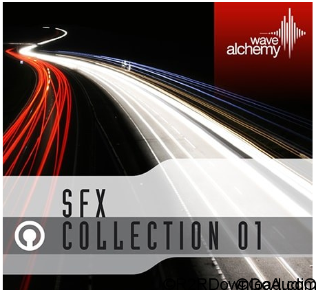 Wave Alchemy SFX Collection Vol.1 MULTiFORMAT