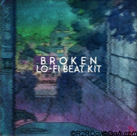 Digital Felicity Broken Lo-Fi Beat Kit WAV MiDi NATiVE iNSTRUMENTS MASSiVE XFER RECORDS SERUM