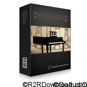 Simple Sam Samples Vintage Toy Piano KONTAKT