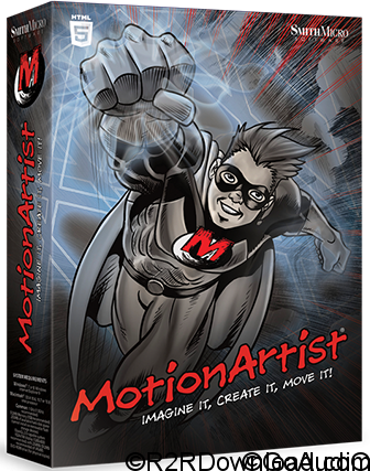 SmithMicro MotionArtist v1.3 Free Download (WIN-OSX)