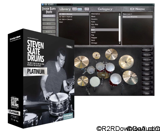 Steven Slate Drums 4.0 Platinum Free Download (WIN-OSX)