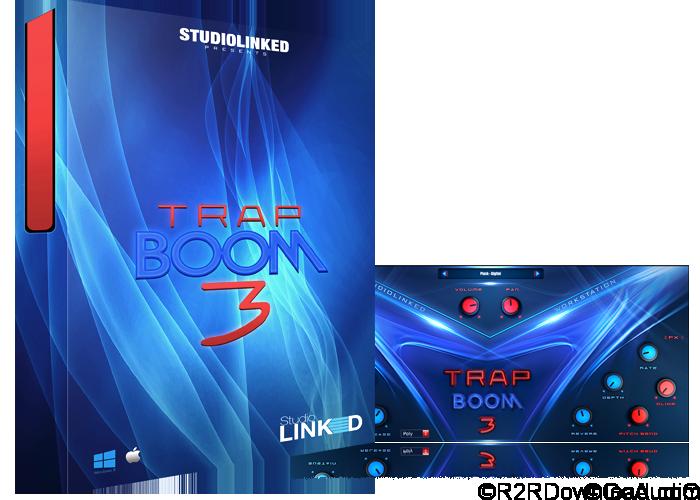 Studiolinked Trap Boom 3 VST AU (WIN-OSX)