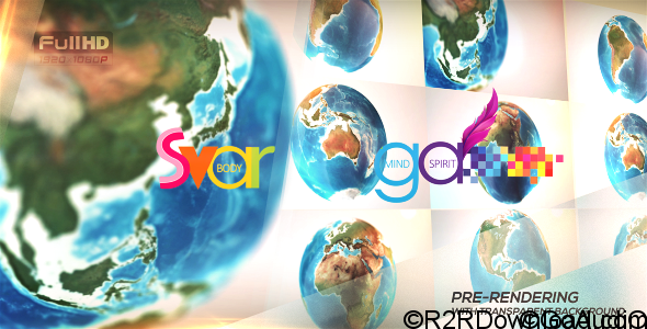 VIDEOHIVE EARTH BLUE PLANET PACK Free Download