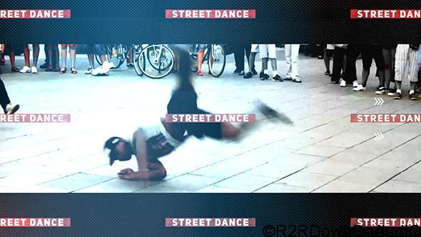 VIDEOHIVE STREET DANCE OPENER Free Download