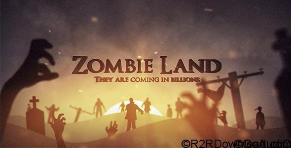 VIDEOHIVE ZOMBIE LAND Free Download