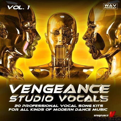 Vengeance Studio Vocals Vol.1 ACID WAV