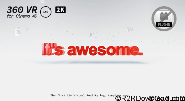 Videohive 360 VR for Cinema 4D 18332676 Free Download