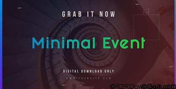 Videohive Minimal Event Free Download
