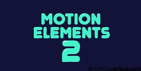Videohive Motion Elements 2 Free Download (21053280)