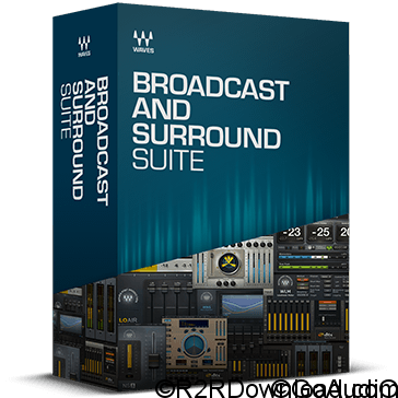 Waves Broadcast and Surround Suite (Mac OS X)