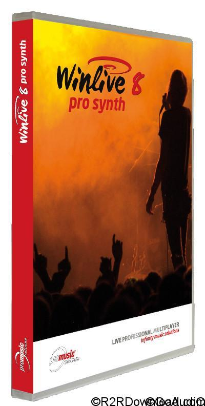 Winlive Pro Synth 8 Free Download
