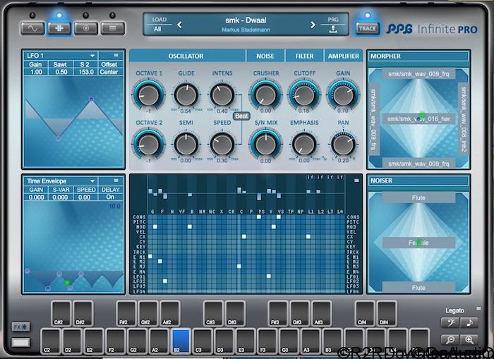 Wolfgang Palm Infinite Pro v1.0.3 Free Download