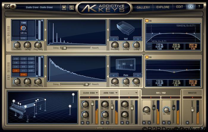 XLN Audio Addictive Keys Complete v1.1.8 [WIN-MAC]