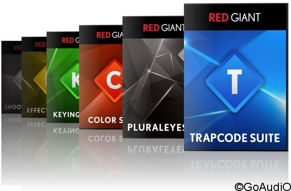 Red Giant Complete Suite 2018 for Adobe CS5 - CC 2018 (Updated 21.02.2018) (macOS)