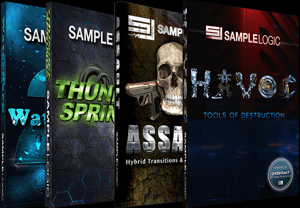 Sample Logic Sound Designer Bundle
