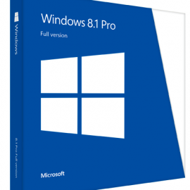 Windows 8.1 Professional (x86/x64) Multilanguage Full Activated (February 2018)