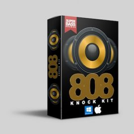 The Beat House 808 Knock Drum Kit WAV