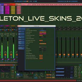 Ableton Live Skins 2018 Free Download