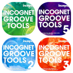 Incognet Incognet Groove Tools Vol 1,2,3,5