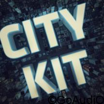 GreyscaleGorilla City Kit for Cinema 4D free download