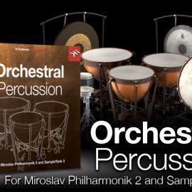 IK Multimedia Orchestral Percussion [WIN-OSX]