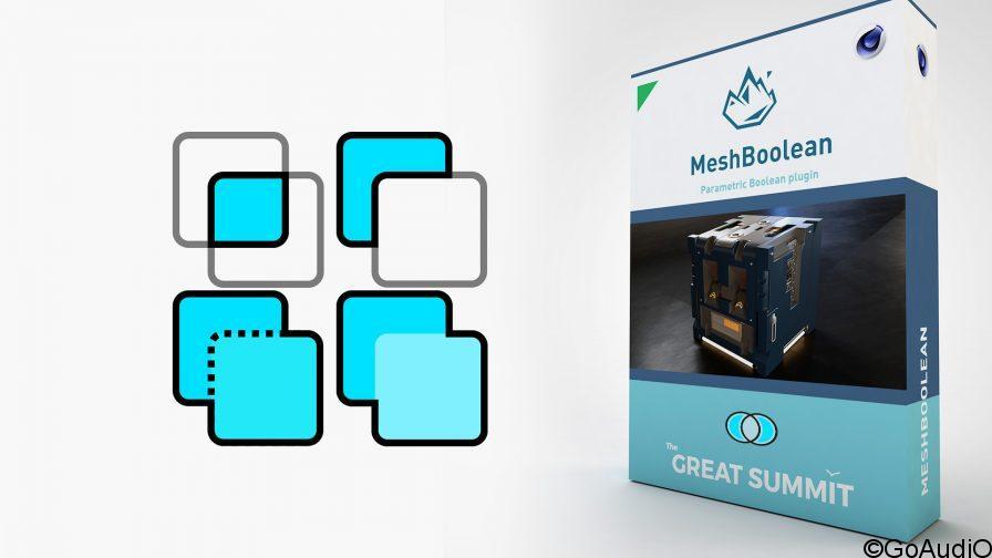 MeshBoolean 1.6 for Cinema 4D free download