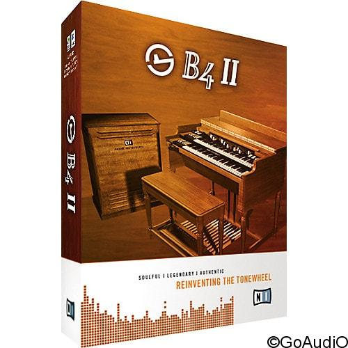 Native Instruments B4 II v2.0.4 free download r2r