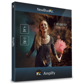Newblue Amplify 6 for Adobe After Effects Free Download